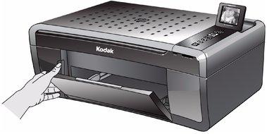 loading paper rh resources kodak com Kodak 5200 Printer Replacement Parts Kodak ESP 5200 Printer
