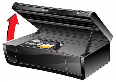 replacing ink cartridges rh resources kodak com Kodak ESP 6100 Ink Kodak ESP 5200 Wireless