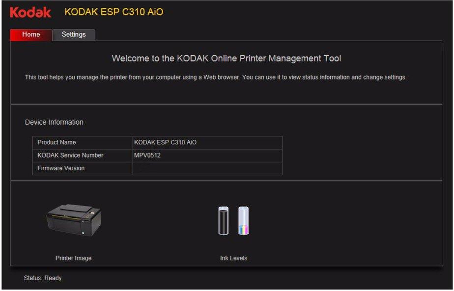 online printer management tool rh resources kodak com