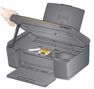 Replacing Ink Cartridges