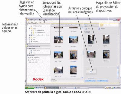 Creación de una proyección de diapositivas multimedia